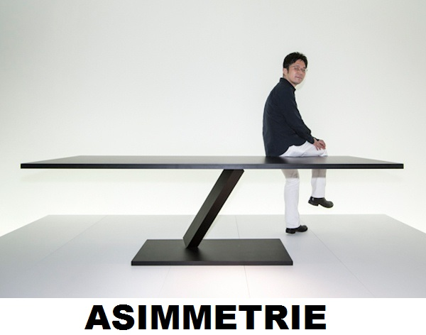 asimmetrie - DESIGN Element Desalto