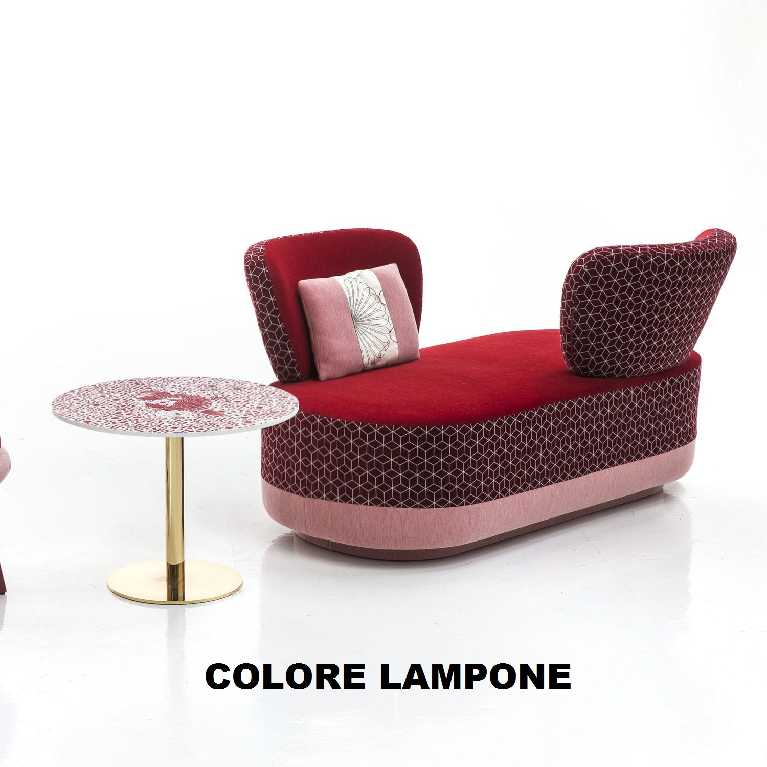 lampone - DESIGN Sushi collection Moroso